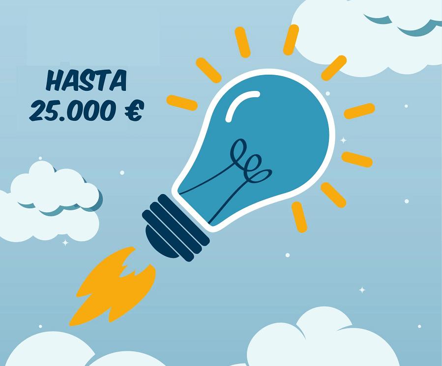 hasta 25 .000 euros