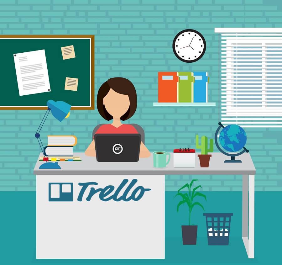 Optimiza tu forma de trabajo y la de tu equipo ¿Qué es Trello?