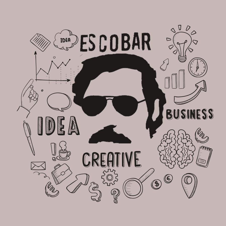 Cómo ser un emprendedor de éxito por Pablo Escobar, el narcotraficante más próspero de la historia