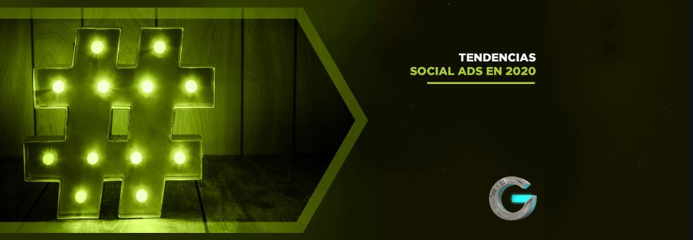 tendencias social ads