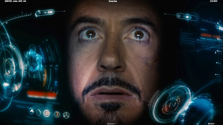 Jarvis Iron Man