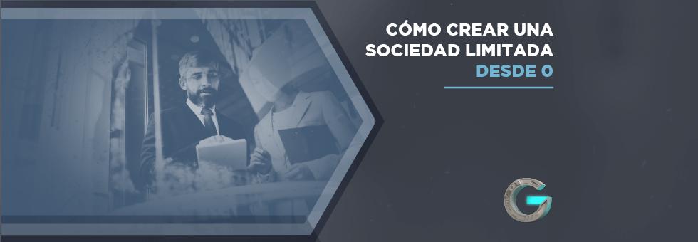 crear una sociedad limitada