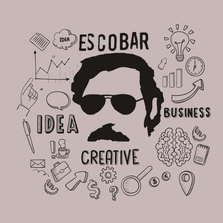 Pablo-Escobar-Emprendedor