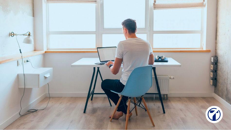 Despacho profesional en vivienda habitual, ¿qué necesito?