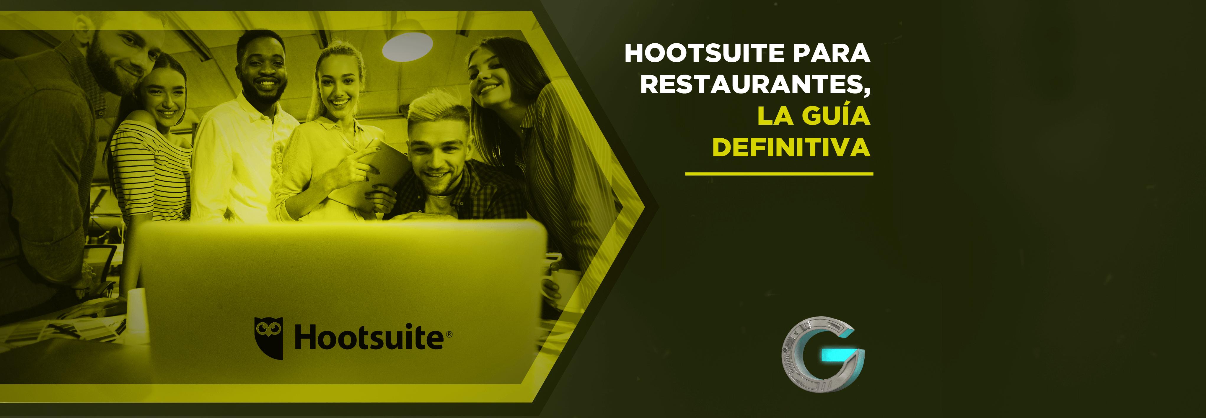hootsuite restaurantes