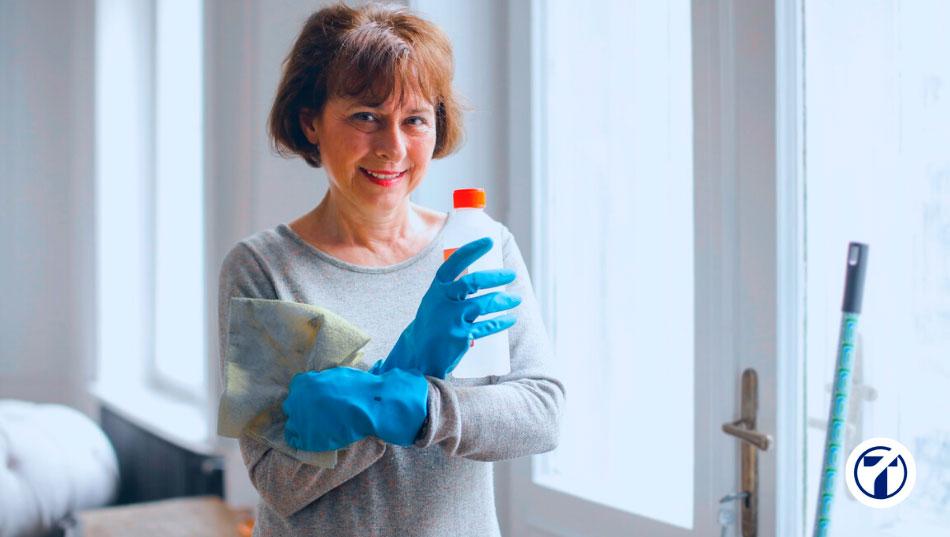 Guía rápida para contratar a una limpiadora en una empresa de limpieza