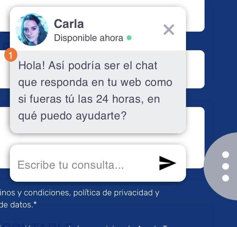 chat chatbot ALMA